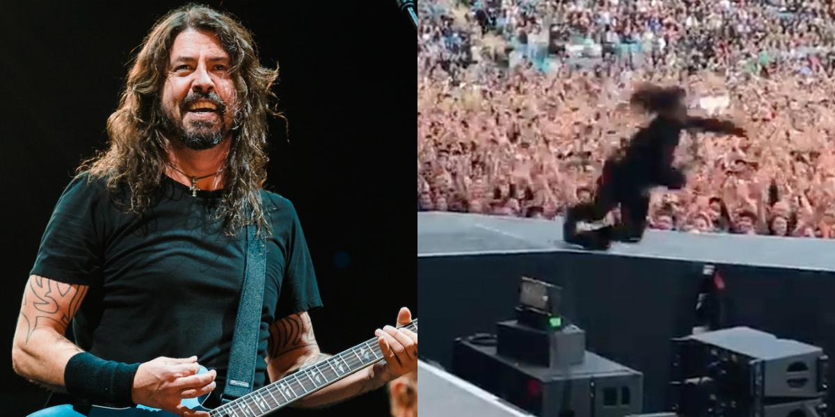 Dave Grohl explica por qué Foo Fighters nunca cambian de estilo