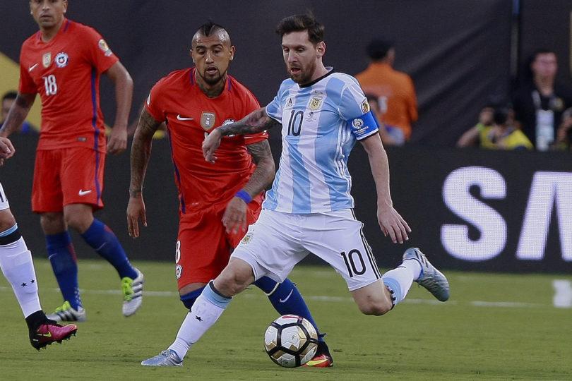 Arturo Vidal reveló a qué selección apoyará en el Mundial