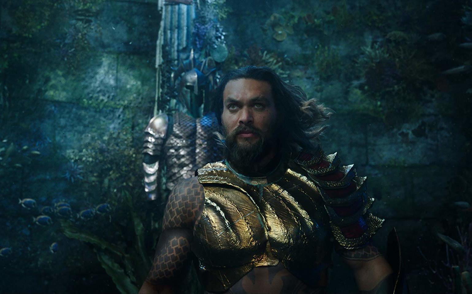 Aquaman: Este es el tráiler oficial de la película [VÍDEO]