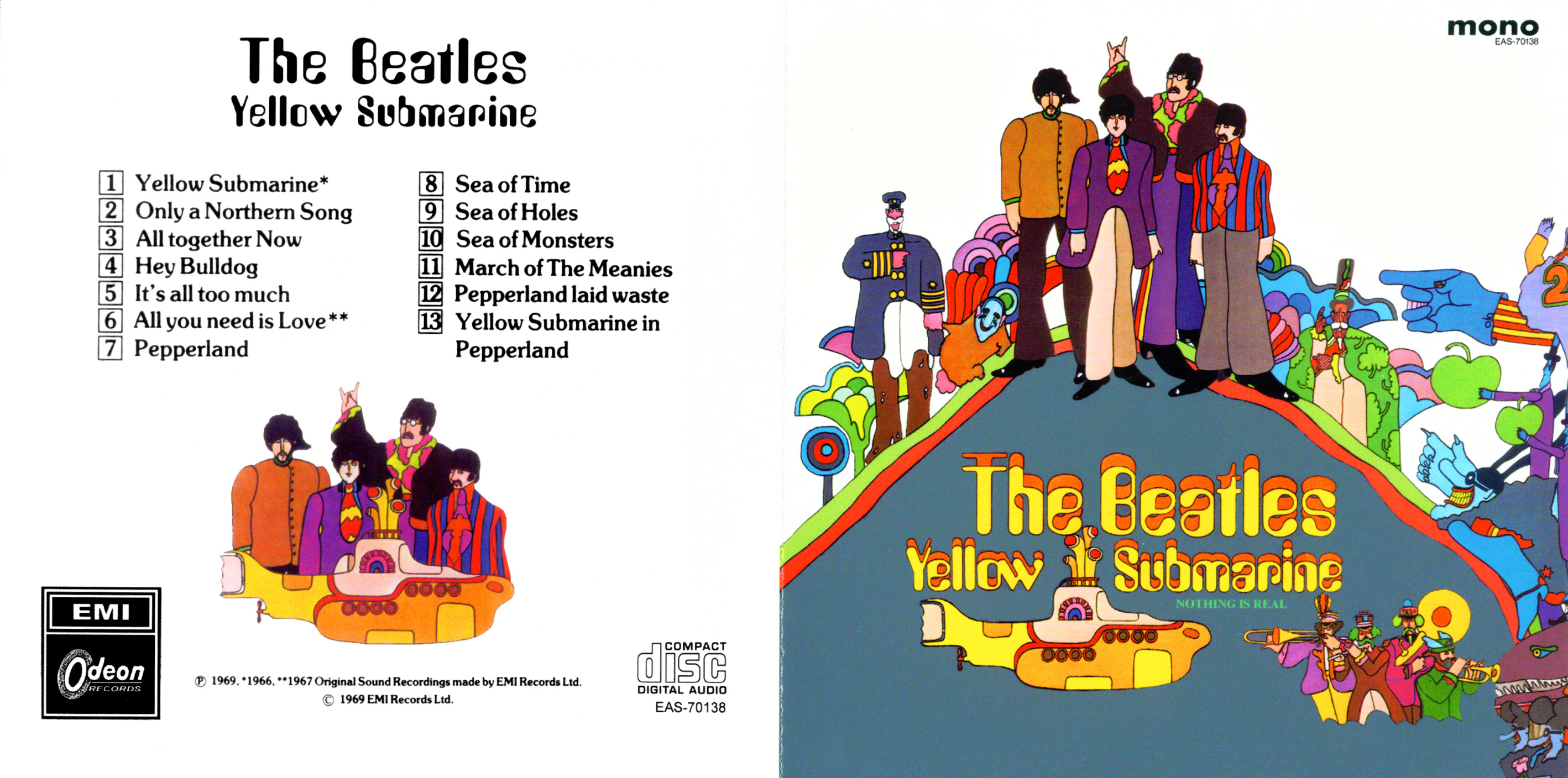 inside the yellow submarine pdf