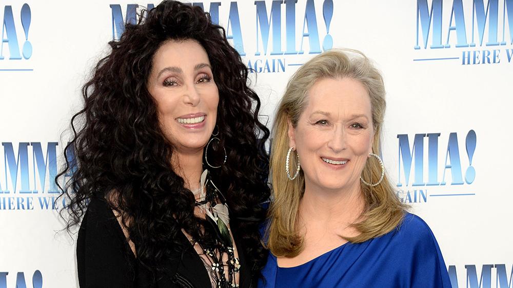 Graba Cher nuevo álbum con canciones de Abba