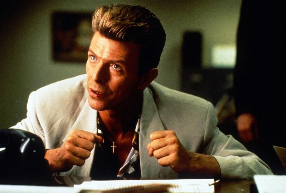David Bowie Twin Peaks