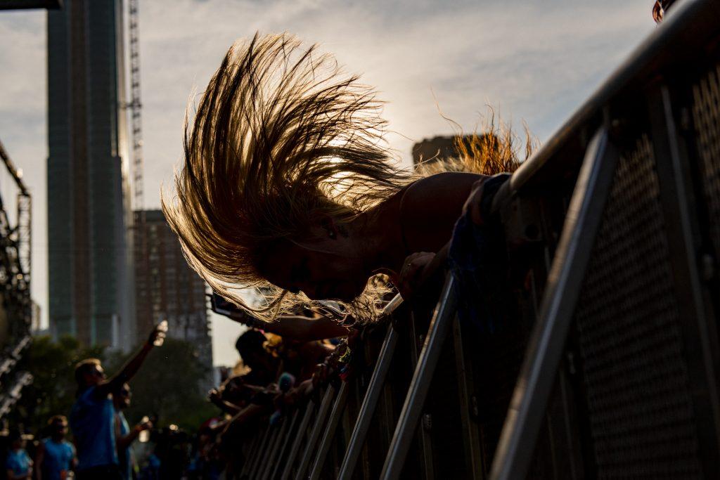 En fotos: Lo que es ser fan de Lollapalooza