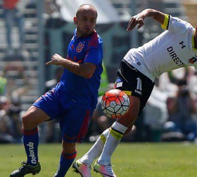 imágenes detalladas clásico que buen look Transmisión del fútbol chileno por TV abierta está cada vez ...