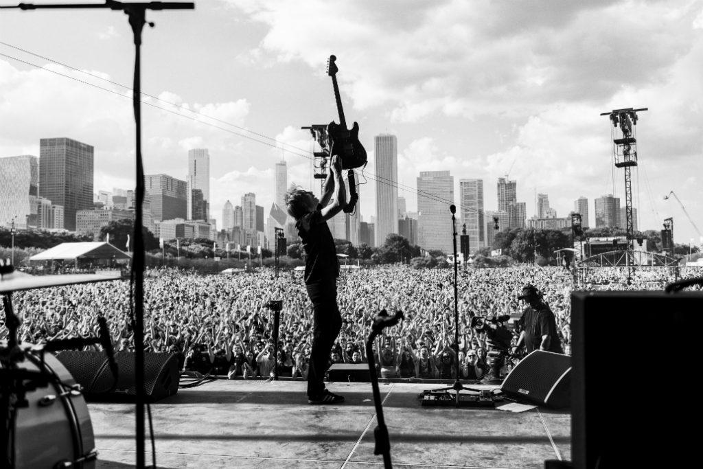 Los mejores shows —en fotos— de Lollpalooza Chicago 2018