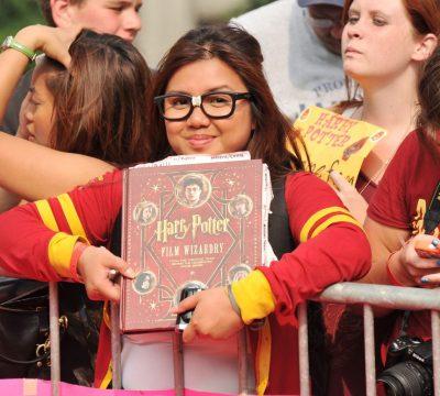 fans harry potter
