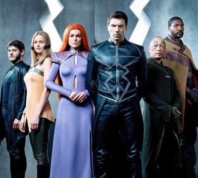 película Inhumans Nteflix