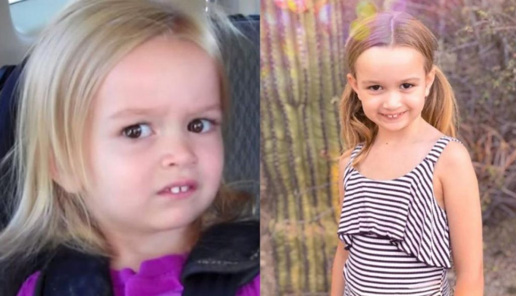 I Dunno Little Girl Meme #Viral Así luc...