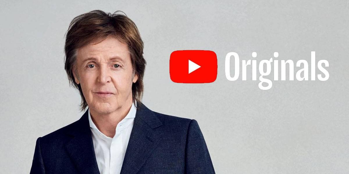 Paul McCartney YouTube Originals