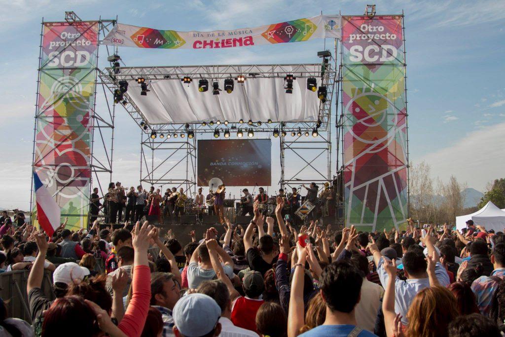 Estos son los conciertos gratuitos que trae el Día de la Música chilena 4e380942cf5