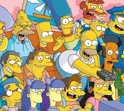 Lo Notaste El Error En Los Simpsons Que Su Productor Viralizo