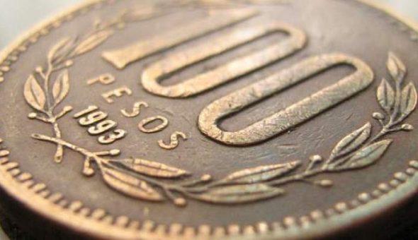 moneda 100 pesos