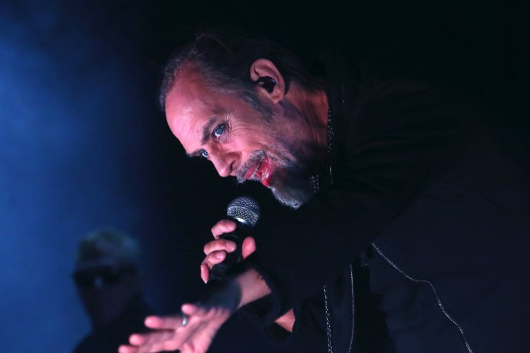 Peter Murphy en Chile, octubre 2018