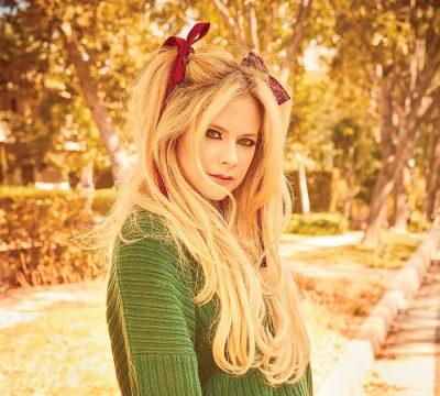 Avril-Lavigne para Billboard
