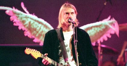 Kurt Cobain exposicion chile