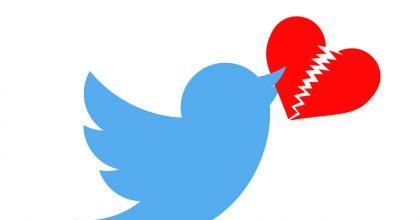 twitter no me gusta