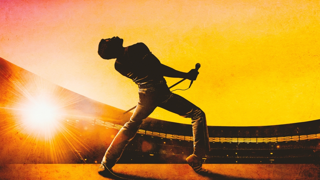 Image result for bohemian rhapsody cartelera