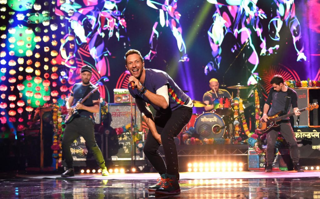 Coldplay A Head Full of Dreams, documental en Chile