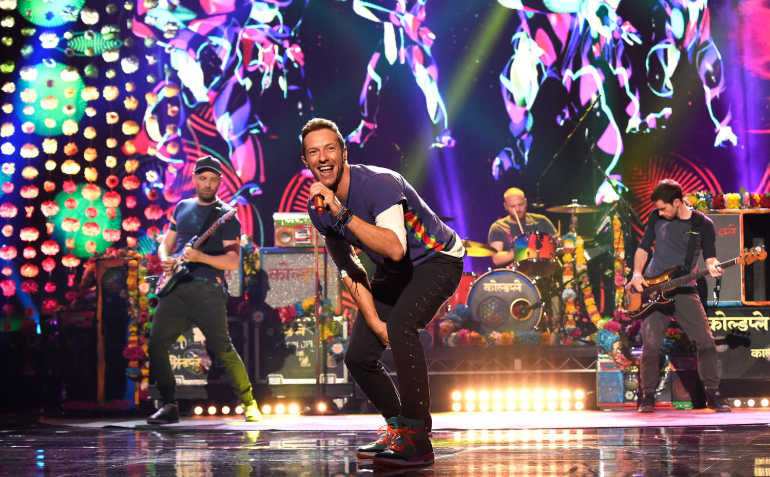 Coldplay anuncia su documental por Latinoamérica y tributo a Soda Stereo
