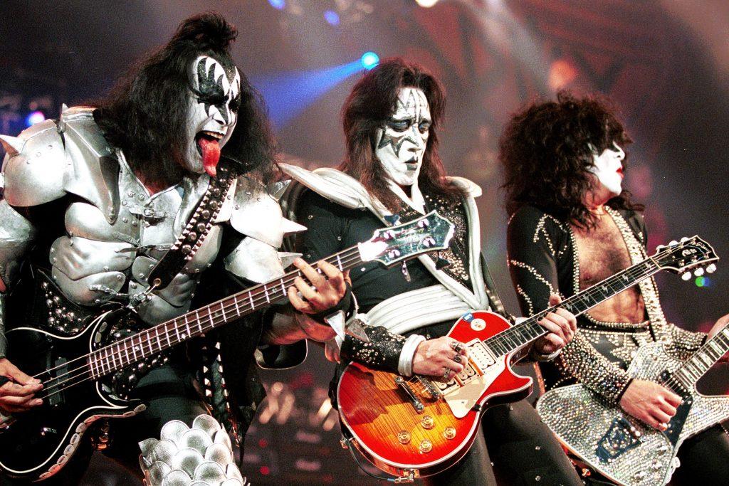 Músico de Kiss denunciado por abuso sexual