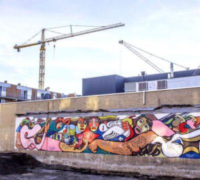mural brigada ramona parra