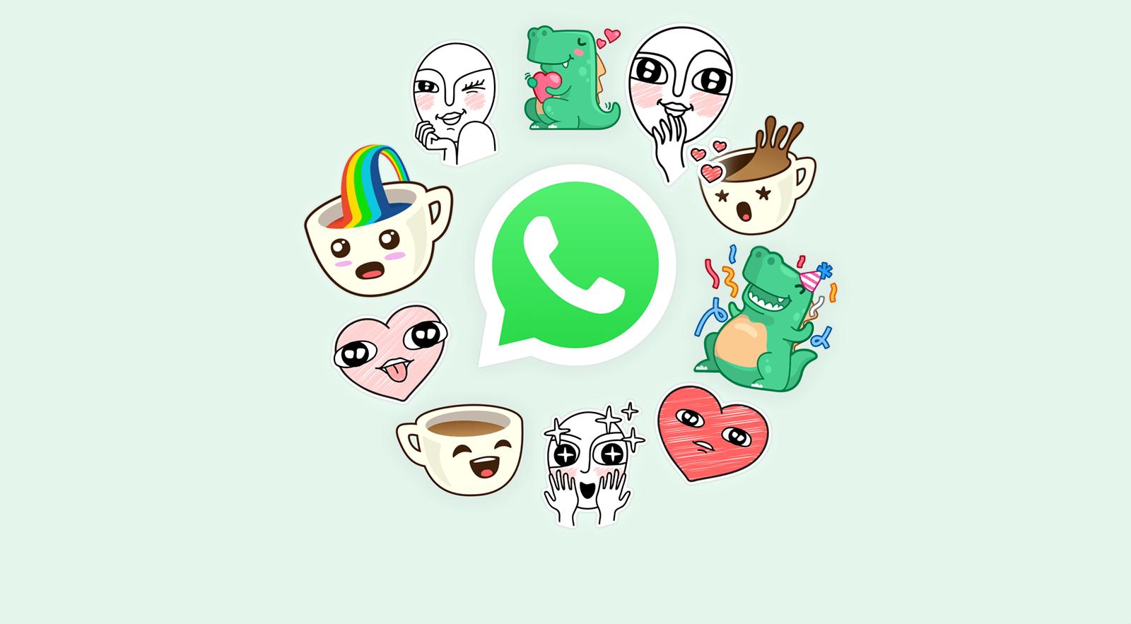Llegaron nuevos y divertidos stickers a WhatsApp: Cómo activarlos