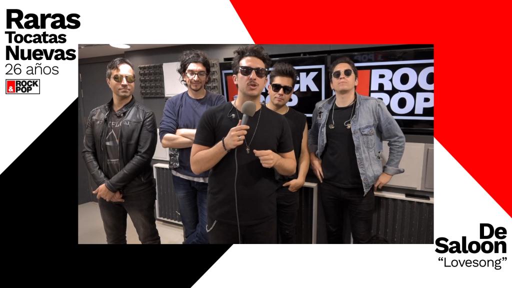 De Saloon Rara Tocata Nueva Rock & Pop