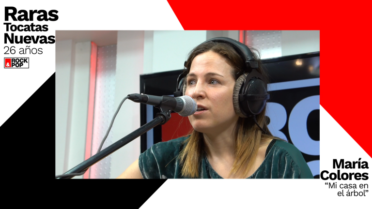 Maríacolores Rara Tocata Nueva 2018