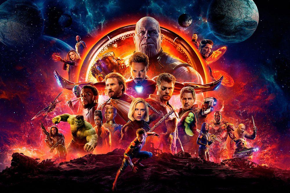 Infinity War sorprendió a todo el mundo en su estreno