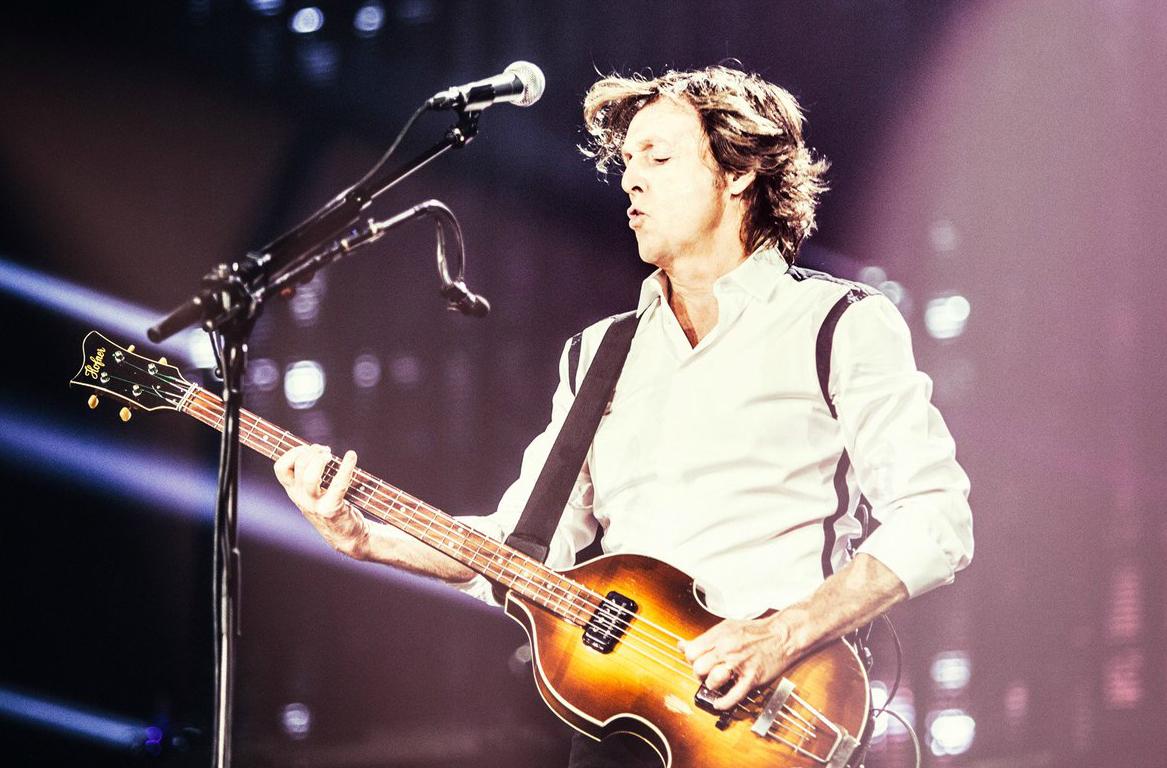 Rock&Pop: Paul McCartney anuncia su cuarta visita a Chile!