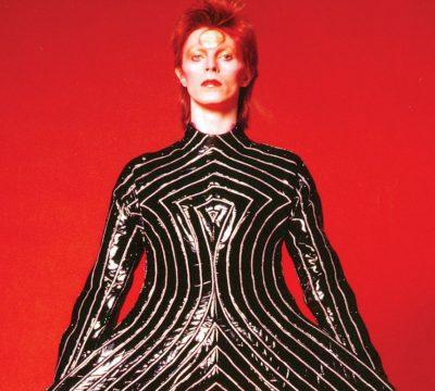 David Bowie is... aplicación realidad aumentada