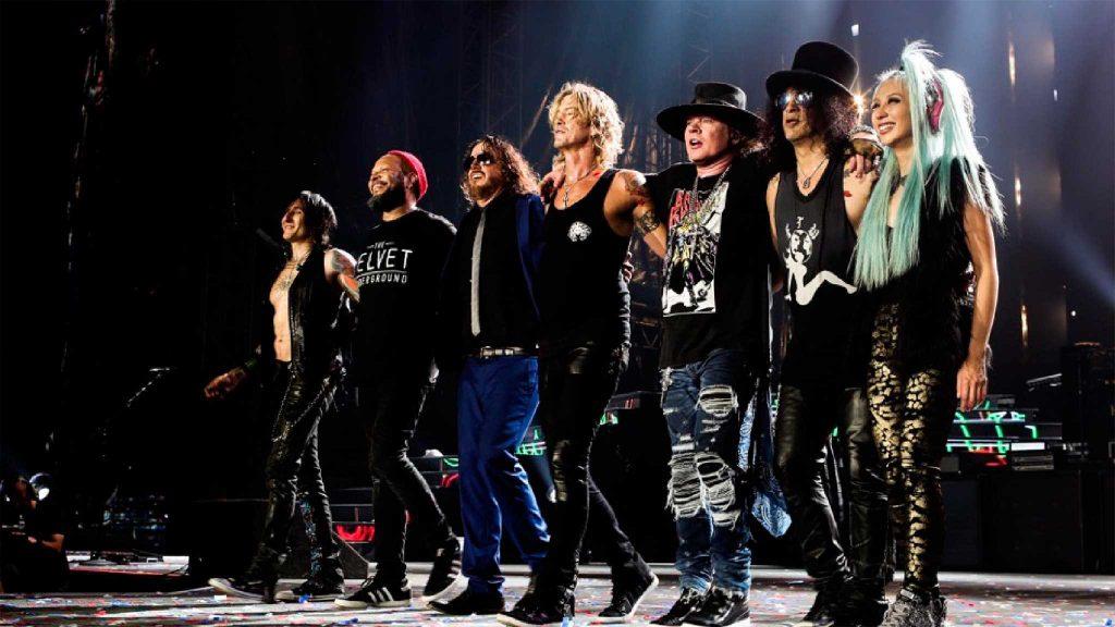 Nuevo álbum de Guns N'Roses 'saldrá más rápido de lo pensado'