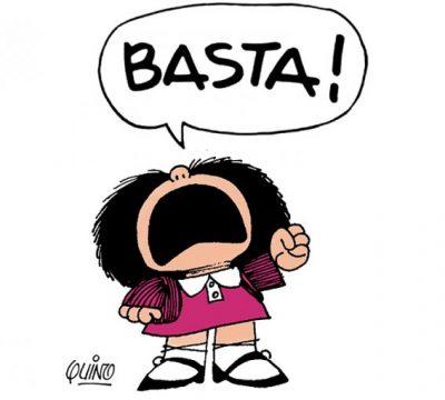 mafalda preguntas machistas