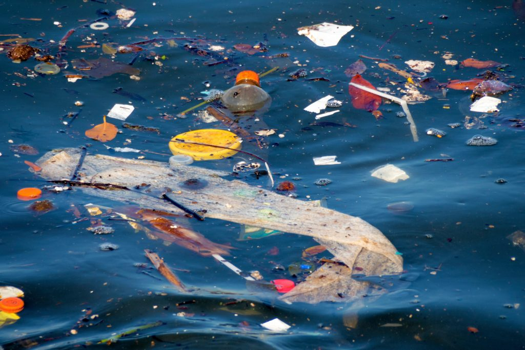 polucion plasticos oceanos