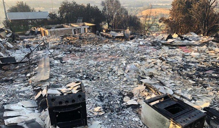incendios conaf 2019