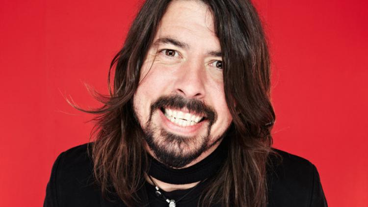 50 Dave Grohl