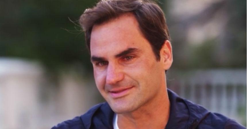 Por esta razón fueron las lágrimas de Federer