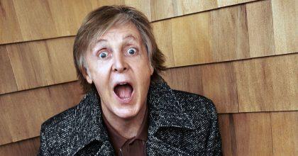 Paul McCartney auto-tune