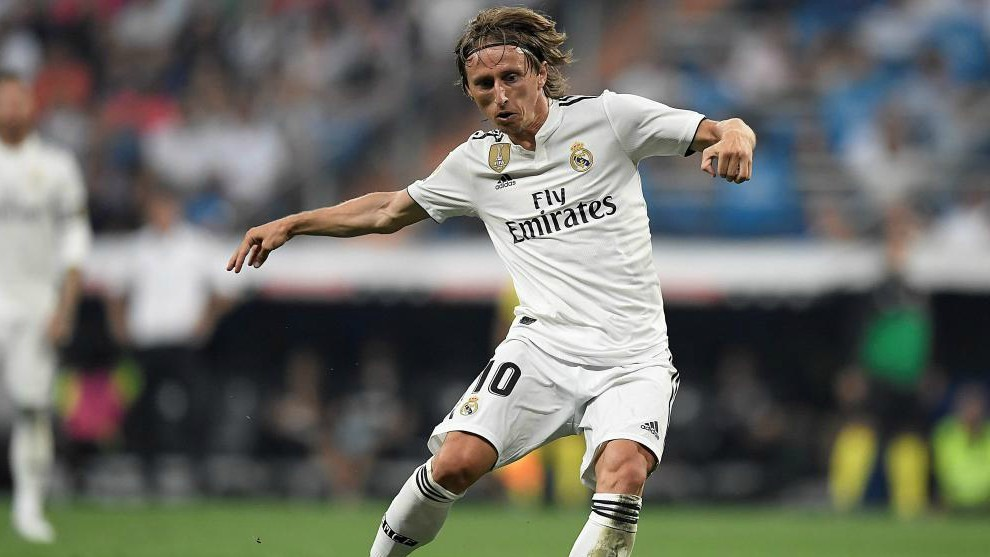 LUCA REAL MADRID