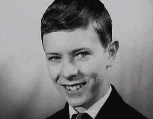 bowie joven
