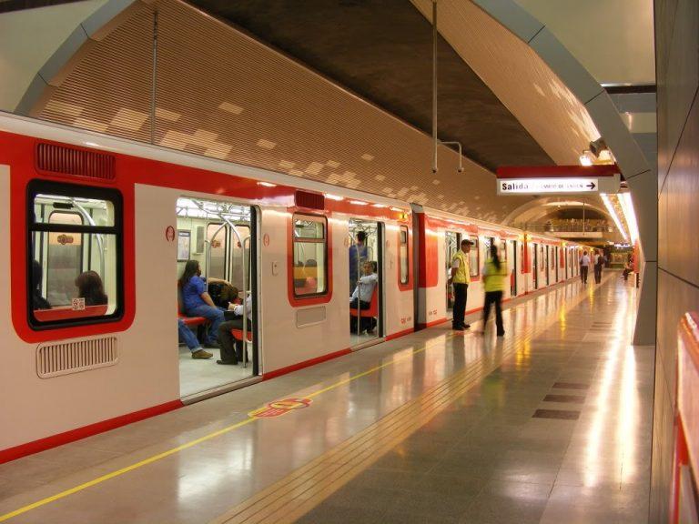 Asi Lucira El Mapa Del Metro De Santiago Con Las Lineas 7 8 Y 9