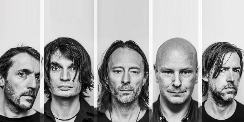 Resultado de imagen de radiohead