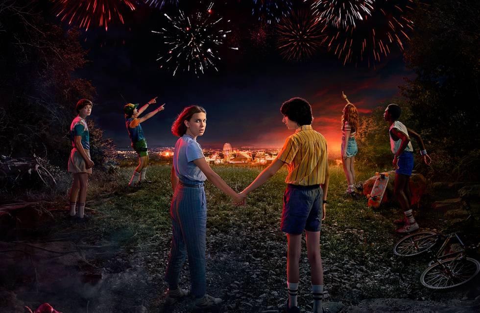 ¡Atención fanáticos!: Netflix anunció la fecha de Stranger Things 3