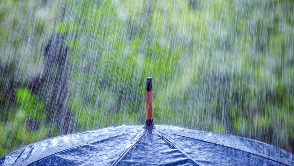 lluvia verano