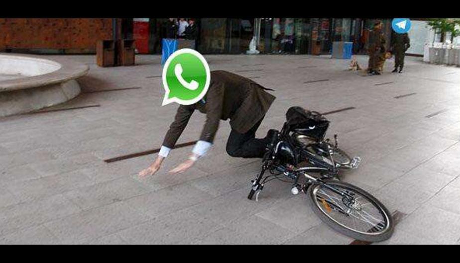 Caida De Whatsapp Picture: La Lluvia De Memes Que Dejó La Caída Masiva De WhatsApp