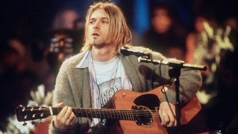 Publicarán libro sobre Kurt Cobain escrito por manager de la banda — Nirvana