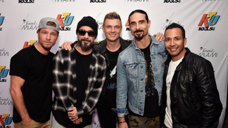 Billboard 200 Backstreet Boys