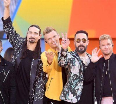 Backstreet Boys reventa
