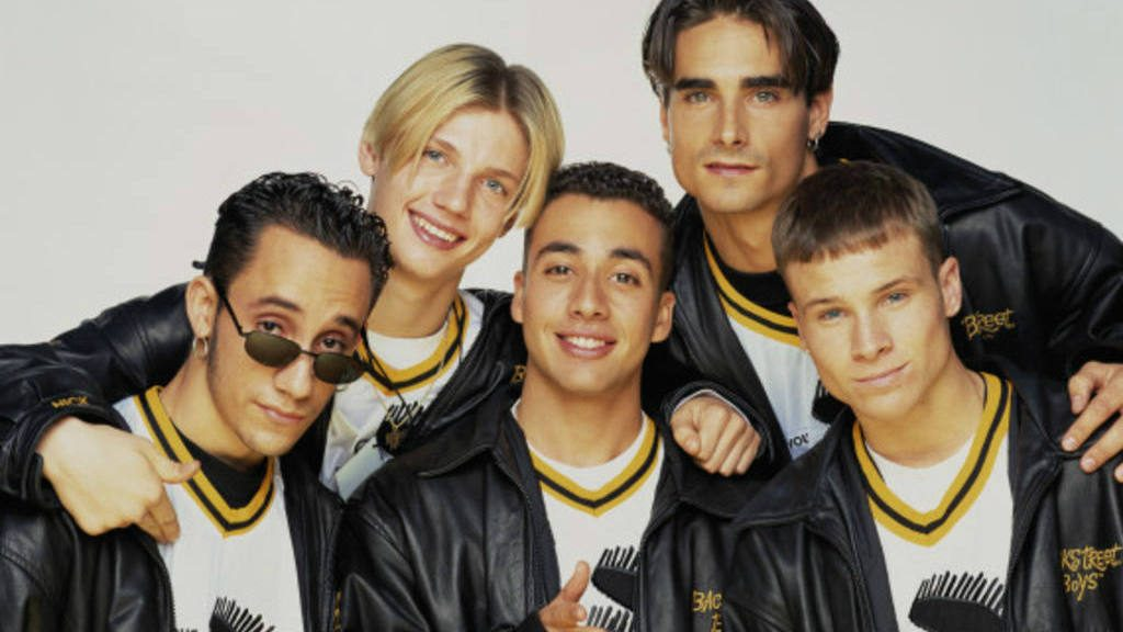 ¡Así se ven hoy los Backstreet Boys!