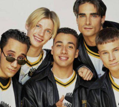 Backstreet Boys Sabrina